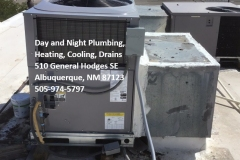 HVAC Installation and Repair Albuquerque NM - Call Day and Night Plumbing 505-974-5797